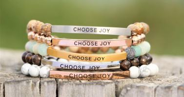 Inspire Me Bracelets: Wear Your Inspiration